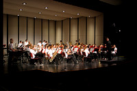 Wind Ensemble and Symphonic Band - Winter Concert 2011